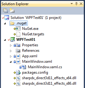 how to run nuget package restore